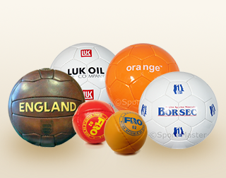 Examples of personalized balls